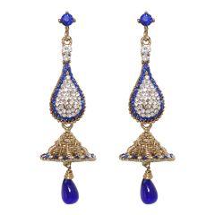 Vendee Fashion Royal Jhumar Earrings (8392)