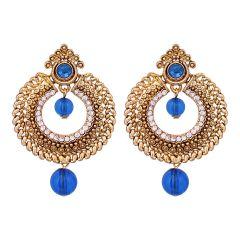 Chaandbalis beautifully crafted from metal alloy Dangler/drop Earrings 8657