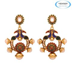 Vendee Awesome Fashion Designer Earrings 7894