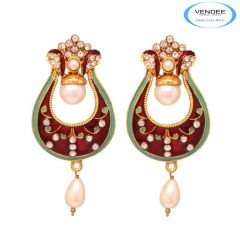 Vendee Fashion Eye-Catchy Earrings Jewellery 7923
