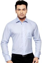 MENS FORMAL OFFICE WEAR SHIRT L.BLUE By Corporate Club (Code - 50029 02)