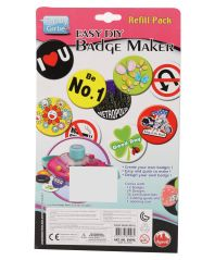 BADGE MAKER REFILLS BY TOTALLY GIRLIE (Code- TG-81096)
