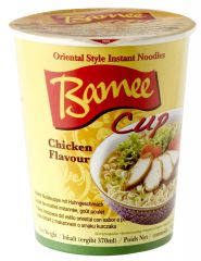 Bamee Instant Cup Noodles Chicken 60Gms Each - Pack of 5 Units (Code - 8850987133152)