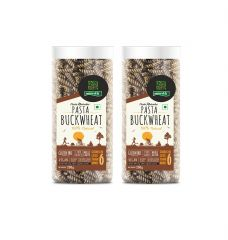 Buckwheat Gluten Free Pasta Pack of 2 - 200g Each - By NutraHi (Code - NHB02)