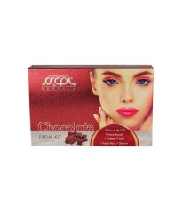 SSCPL HERBALS Chocolate Facial Kit (25gm)( Code - FK_Choc_03 )
