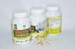 ThinQ Garcinia Cambogia 800 Mg, 60% HCA - 100% Natural Weight Management Formula. ( Pack Of 3 )
