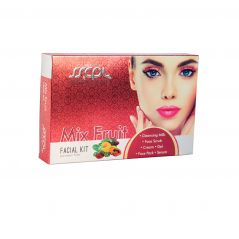 SSCPL HERBALS Mix Fruit Facial Kit (25gm)( Code -FK_MixF_04 )