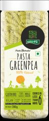 Green Pea Gluten Free Pasta 200g By NutraHi (Code - PGP003)