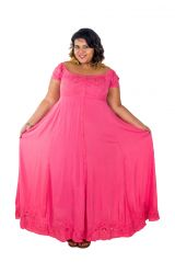 The Plum Tree Pretty in Pink Mariana Party & Casual Wear (Code - PTCD004)