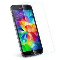 Premium Tempered Glass Screen Protector For Samsung Galaxy S5 Mini.
