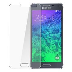 EDGE Plus Tempered Glass For Samsung Galaxy Alpha G850