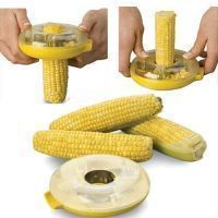 Unique Styles Corn Cutter One Step Corn Kerneler Corn Cutter Js