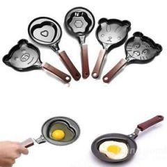 Mini Cartoon Shape Non Stick Frying Pan