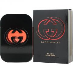 Gucci Personal Care & Beauty - Gucci Guilty Black Edt Perfume For Women 75ml