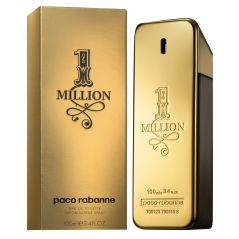 Paco Rabanne Personal Care & Beauty - Paco Rabanne One Million Spray Homme Perfume-68451301-100ML