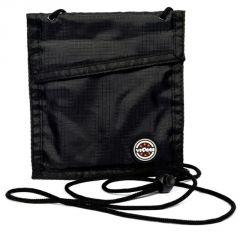 Viaggi Security Travel Neck Pouch - Black