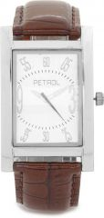 Petrol Analog Watch - For Men