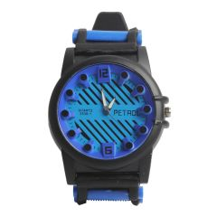Petrol Analog Watch  - For Men