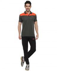 SGX Men's Stylish Polo Neck T-Shirt SGXPNDFSPRTS-GR