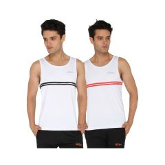 SGX Polyester - Dry Fit Men'S T-shirt (Pack Of 2 )