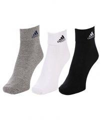 Ankle Socks, Pack of 3