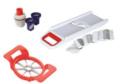 Vegetable Slicer, Apple Cutter And Water Purifier - Ultimate Health Kitchen Combo