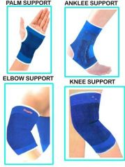 Palm Support & Ankle & Elbow With Knee Support
