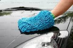Car Home Office Multipurpose Microfiber Washing Mitt Hand Gloves Duster