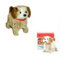 Battery Operated Toys - Dancing Jumping Walking Dog Puppy Kids Toy