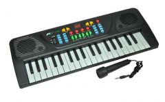 32 Keys Musical Synthesizer With Mic