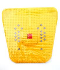 Smartkshop-acupressure Foot Mat With Magnet Pyramid For Feet Massage/pain Relief & Health - P01173