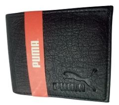 Gift Or Buy Puma Men's Wallet Leather Purse (code- Pumz07)