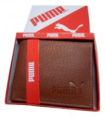 Gift Or Buy Puma Men's Wallet Leather Purse (code- Pumz09)