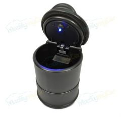 Car Styling Products - New Car Blue LED Ash Tray Excellent Quality Must For Every Car