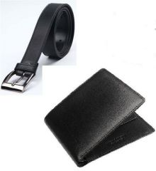 Gift Or Buy Leather Wallet Belt