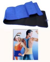 Sports Slim Belt Back Support Waist Trimmer Gym 02