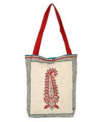 Pick Pocket Canvas Accrue Tote with Kairi Hand Bag Toacrkairi6