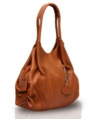 Fostelo Style Diva Tan Handbag