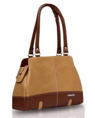 Fostelo Aurielle Beige Handbag