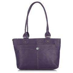 Fostelo Chandler Medium Blue Handbag