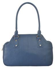 Fostelo Women'S Pari Shoulder Bag Blue (FSB-660)