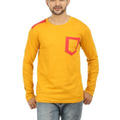 AALRYT Full Sleeve Round Neck Cotton T Shirt(CODE-SPL009)