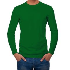 AALRYT Cotton Long Sleeve T-Shirt-FLV001OGN