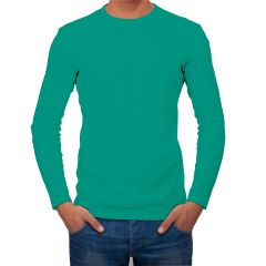 AALRYT Cotton Long Sleeve T-Shirt-FLV001RGN
