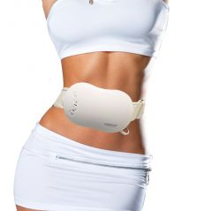 Kawachi Electric Slimming Vibration Fitness Belt For Weight Loss Massage I54 - New Arrivals