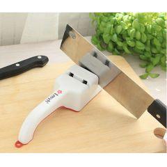 Kawachi Kitchen Utilities (Misc) - Kawachi Convenient V-Shape Design Grooves Family Knife Sharpener K300