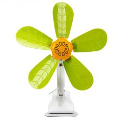 Kawachi Electronics - Kawachi wall mounted clip desktop electric mini fan energy-saving fans plastic blade Mini Clip fan Hanging fan Electric Fan
