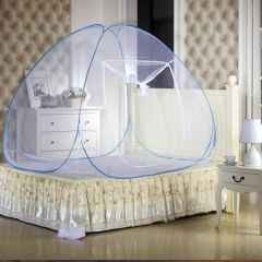 Kawachi Double Bed Size Folding Mosquito Net - Home & Kitchen