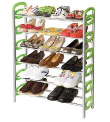 Shop or Gift Folding Portable 6 layers Shoes Rack Shelf New Style Shoes Stands Holders Online.