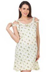 Fasense Women's Clothing - Fasense Exclusive Women Shinker Cotton Nightwear Sleepwear Short Nighty